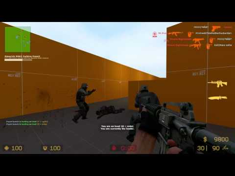Counter Strike Source Gun Game JULY part 16