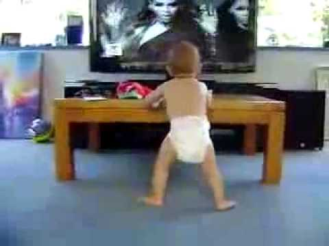 baby dance single ladies beyonce funny videos