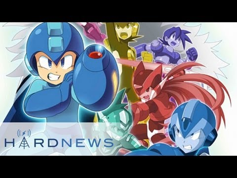 Mega Man's New Game, Anonymous' Failed Hack, and GameStop's DLC – Hard News 08/16/12