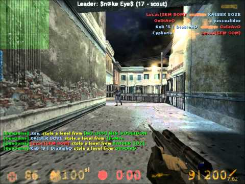 Counter Strike 1.6 Gun Game cs_havana Playthrough