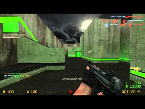 Counter Strike Source Gun Game JULY part 18