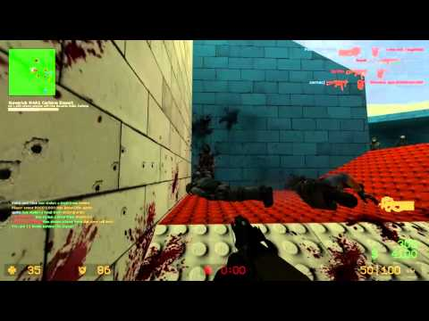 Counter Strike Source Gun game with Sp00n ep 2