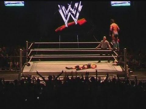 WWE stars take to the ring in Shanghai for Smackdown