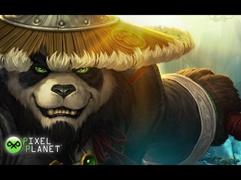 World of Warcraft – Mists of Pandaria Cinematic Trailer HD 2012