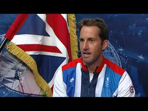 Ben Ainslie sums up the London 2012 Olympics