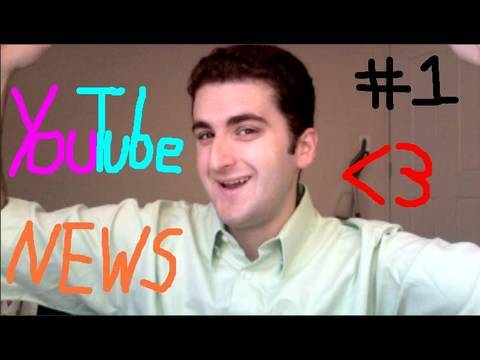 YouTube News – First Episode!