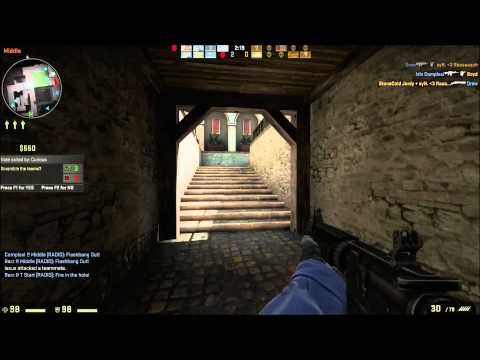 CounterStrike: Global Offensive Beta Gameplay