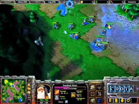Reprisal (Hu) vs JN (HU) – G1 – WarCraft 3 – WC222