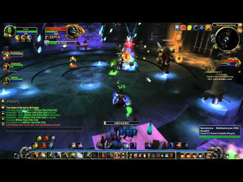 Warcraft – Cataclysm: Shadowfang Keep Normal (Level 16-26 Dungeon Run)