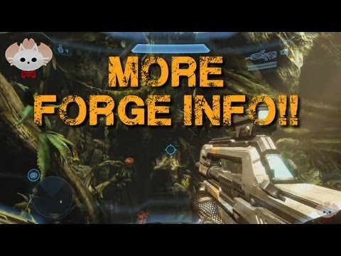 Halo 4 News – More Forge Info!!