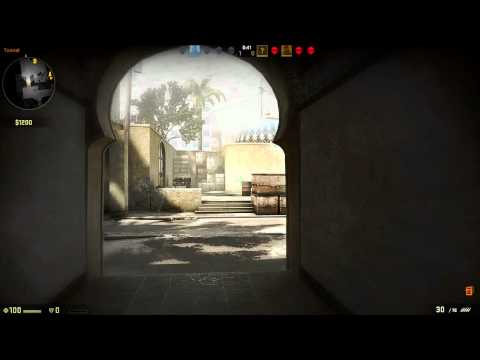 Counter Strike : Global Offensive – Dust II