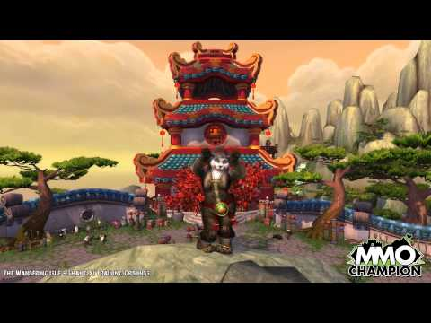 World of Warcraft – Mists of Pandaria (Male/Female) Panda Dance