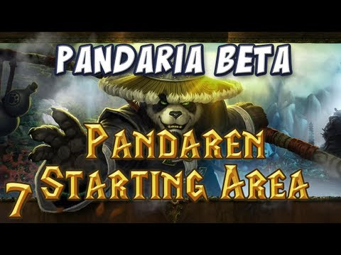 Warcraft – Panda Starting Area Part 7 – Turtle Hugging