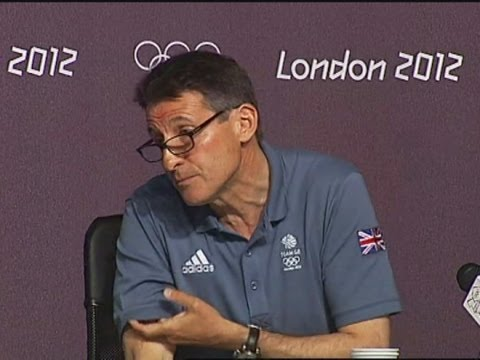 Seb Coe: It doesn't matter how many medals Team GB get at 2012 Olympics