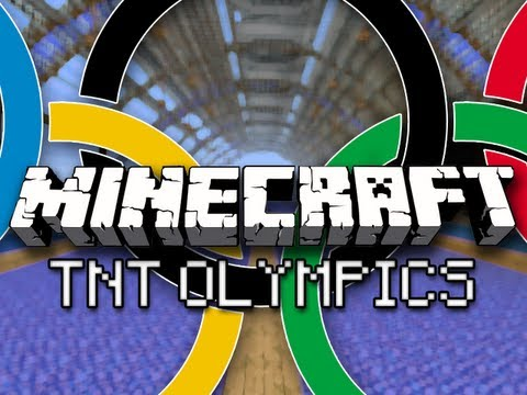 Minecraft: TNT Olympics w/ CaptainSparklez & Friends Part 3 – The Final Four