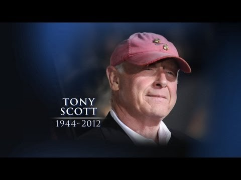 Tony Scott, Top Gun Director, Dies After Jumping off Bridge