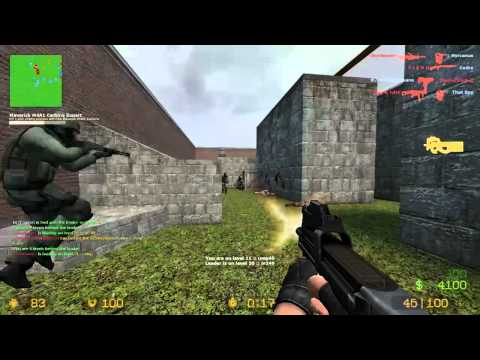 Counter Strike Source Gun game with Sp00n ep 7