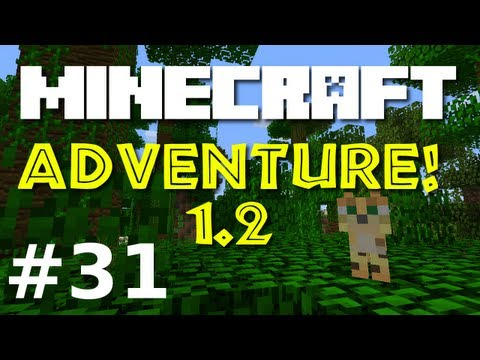 "Minecraft Adventure E31 ""Survival Games 3"" (Game-play/Commentary)"