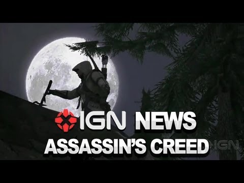 IGN News: What You Won't See in Assassin's Creed III