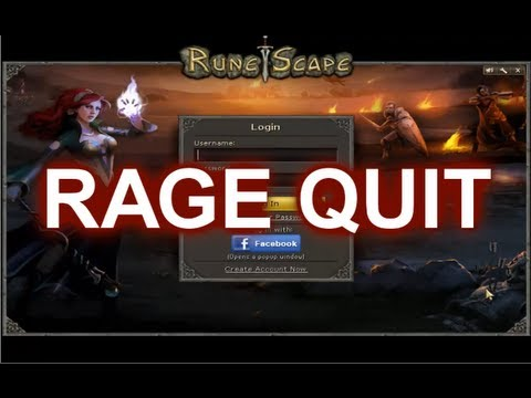 Runescape Top 10 Rage Quits – Week 42