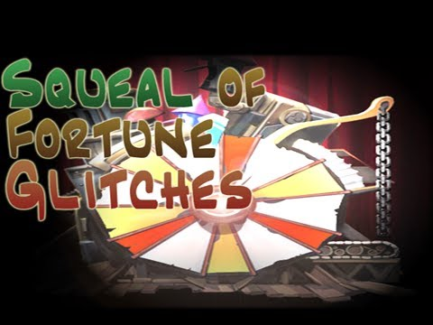 RuneScape Legendary Glitches – Squeal of Fortune