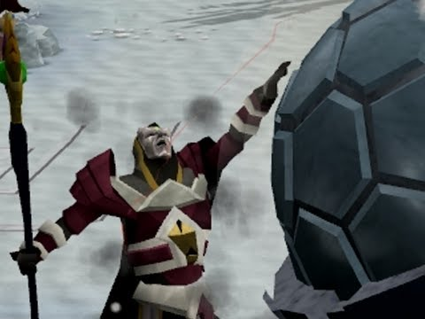 Ritual of the Mahjarrat Quest Boss Fight – Runescape