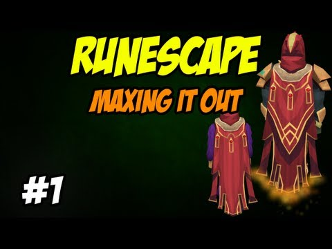 ✪ Runescape – Maxing It Out Episode 1