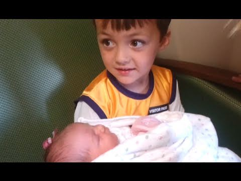 Boy Tells Where Babys Come From! (MUST SEE FUNNY!)