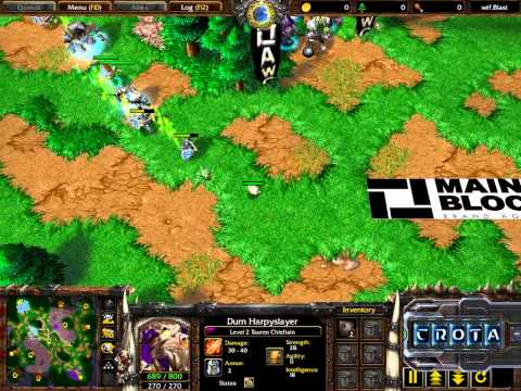Th000 (HU) vs Fly (Orc) – G1 – WarCraft 3 – WC225