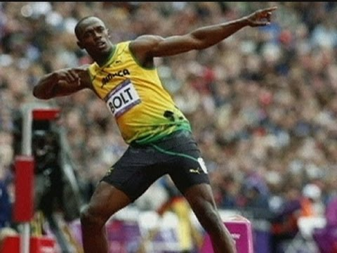 200m semi-final: Usain Bolt on track to win unprecedented Olympic sprint double