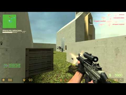 Counter Strike Source Gun Game JULY part 23