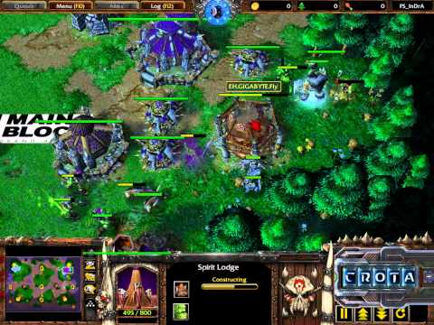Th000 (HU) vs Fly (Orc) – G3 – WarCraft 3 – WC227