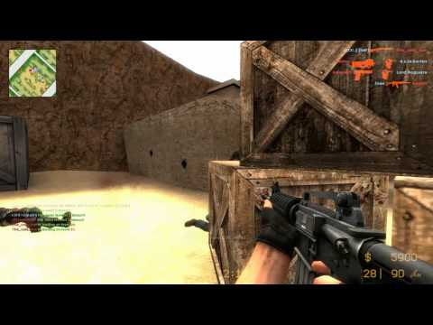 Counter Strike: Source – This Is A Gun Game Triumph