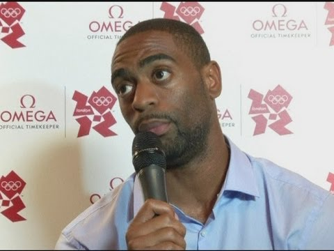 2012 Olympics: US sprinter Tyson Gay reflects on 100m loss and 4x100m relay