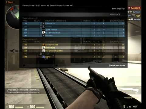 "Counter-Strike: Global Offence EP.1 ""Gun Game"""