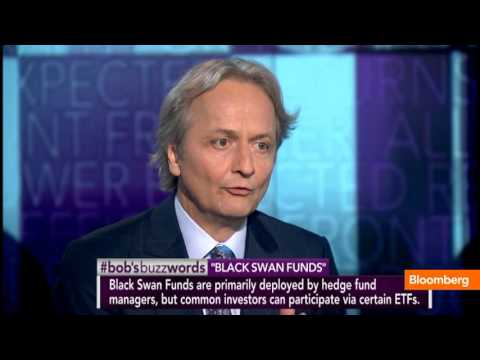 Bob's Daily Buzzword: `Black Swan Funds'