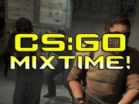 Counter Strike Global Offensive Gameplay – Counter-Strike: Global Offensive MIX TIME!