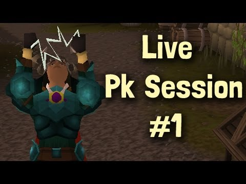 "Runescape So Wreck3d Live Pk Commentary Session #1 | ""Awesome Kills"""