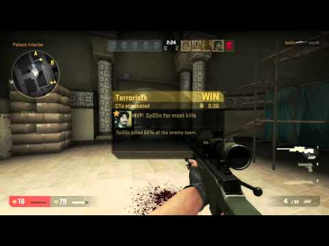 Counter Strike Global Offensive beta – This game is hard :(