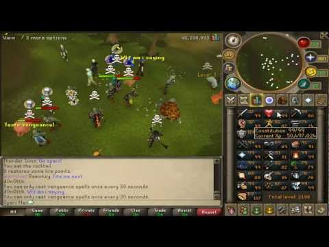 "Runescape Sparc Mac's FINAL BLOW IN THE 100 DH SET Challenge FINALE! ""A MUST SEE!"""