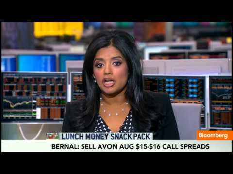 Snack Pack: Commodity Inflation, Long Dollar, Avon