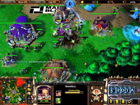Th000 (HU) vs Fly (Orc) – G5 – WarCraft 3 – WC229
