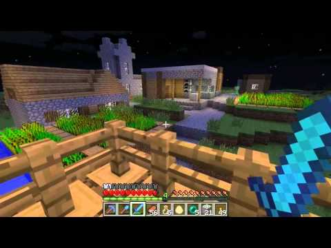 Etho Plays Minecraft – Episode 205: New Chunks