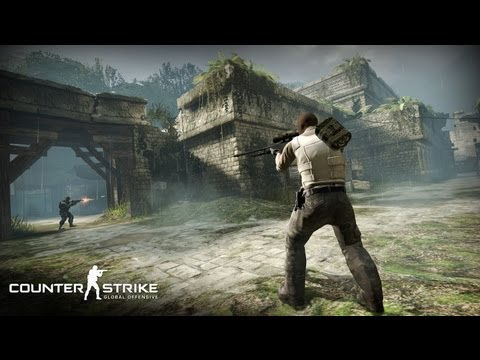 Counter-Strike: Global Offensive – Underpass Firefight