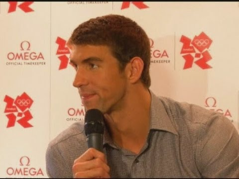 Michael Phelps talks life after swimming following his retirement after 2012 Olympics