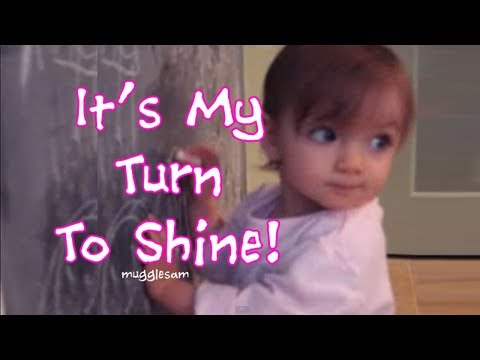 Hilarious Youtube Babies! It's My Turn To Shine!