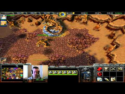 Warcraft 3 – RT 226 (4v4)