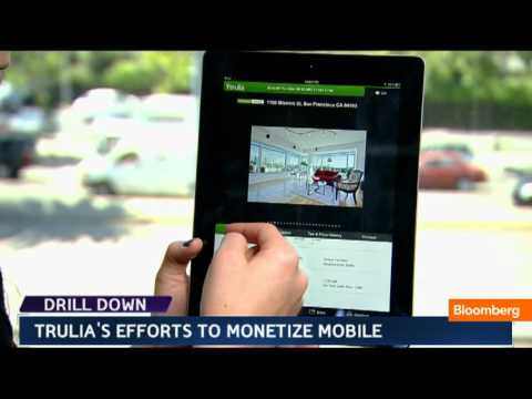 Real Estate Trulia's Efforts to Monetize Mobile