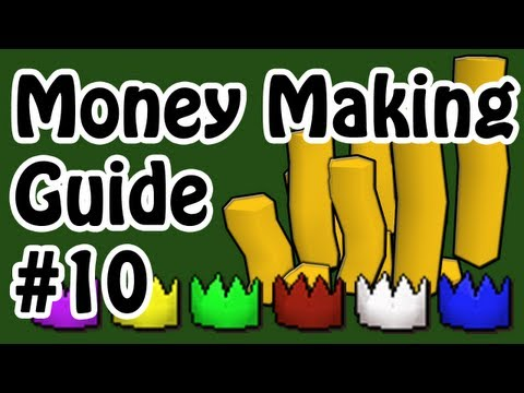 Runescape Money Making Guide – Ep.10 – 1.2m/hour – Grotworms