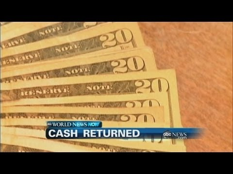 WEBCAST: Lost Cash Returned
